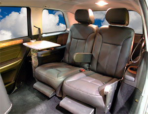 Armored Mercedes-Benz CEO Lite Interior Conversion Package 2