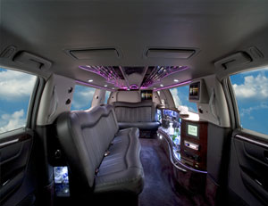 Armored Limousine Conversion 2