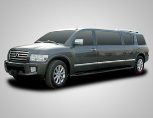 Armored Limousine Conversion 3