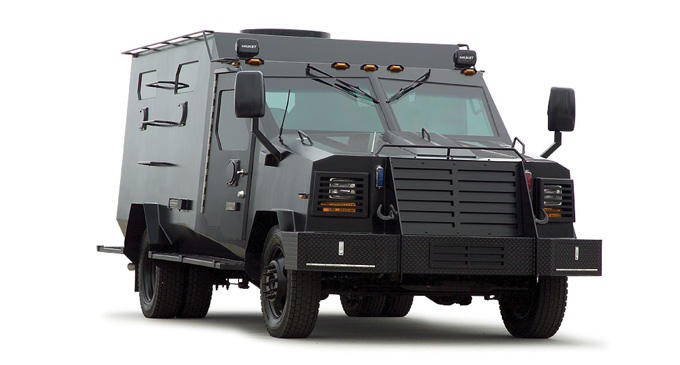 Bulletproof Armored Vehicles