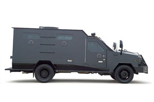 SWAT & Tactical Armoring Bulletproof Vehicles from Texas Armoring Corporation 4
