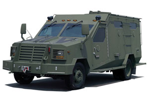 SWAT & Tactical Armoring Bulletproof Vehicles from Texas Armoring Corporation 1