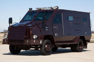 SWAT & Tactical Armoring Bulletproof Vehicles from Texas Armoring Corporation 5