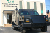 Armored SWAT & Tactical Vehicles