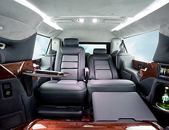 Armored Bulletproof Cadillac Escalade ESV Presidential for Sale! 2