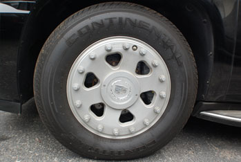 Armored Military Style Wheels
