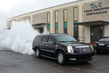 Smoke Screen System
