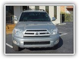 Armored Bulletproof Toyota 4Runner SUV (3)