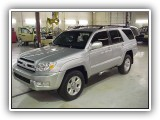 Armored Bulletproof Toyota 4Runner SUV (10)