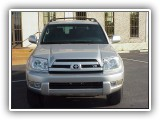 Armored Bulletproof Toyota 4Runner SUV (27)