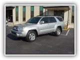Armored Bulletproof Toyota 4Runner SUV (40)