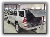 Armored Bulletproof Toyota 4Runner SUV (9)