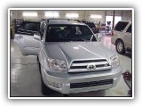 Armored Bulletproof Toyota 4Runner SUV (11)