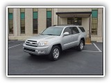 Armored Bulletproof Toyota 4Runner SUV (17)