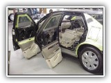 Armored Bulletproof Cadillac DTS Deville Sedan (20)