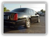 Armored Bulletproof Cadillac DTS Deville Sedan (27)