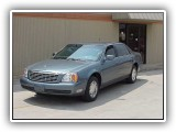 Armored Bulletproof Cadillac DTS Deville Sedan (31)