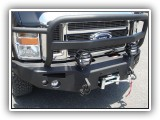 Armored Bulletproof Ford F-250 Pickup Truck (34)