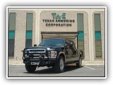 Armored Bulletproof Ford F-250 Pickup Truck (1)