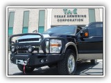 Armored Bulletproof Ford F-250 Pickup Truck (29)
