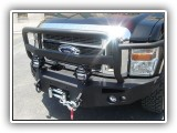 Armored Bulletproof Ford F-250 Pickup Truck (35)