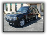 Armored Bulletproof Land Rover Range Rover HSE Supercharged SUV (3)
