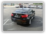 Armored Bulletproof BMW X6 SUV 5