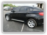 Armored Bulletproof BMW X6 SUV 7
