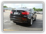 Armored Bulletproof BMW X6 SUV 4