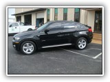 Armored Bulletproof BMW X6 SUV 8