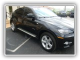 Armored Bulletproof BMW X6 SUV 12