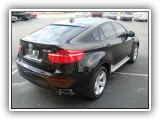 Armored Bulletproof BMW X6 SUV 14
