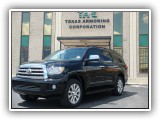 Armored Bulletproof Toyota Sequoia SUV (2)