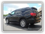 Armored Bulletproof Toyota Sequoia SUV (6)