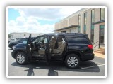 Armored Bulletproof Toyota Sequoia SUV (23)