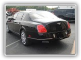 Armored Bulletproof Bentley Continental Flying Spur Speed Sedan 6