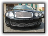 Armored Bulletproof Bentley Continental Flying Spur Speed Sedan 21
