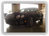 Armored Bulletproof Bentley Continental Flying Spur Speed Sedan 31