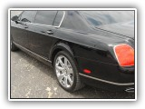 Armored Bulletproof Bentley Continental Flying Spur Speed Sedan 49