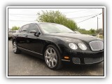 Armored Bulletproof Bentley Continental Flying Spur Speed Sedan 53