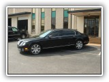 Armored Bulletproof Bentley Continental Flying Spur Speed Sedan 4