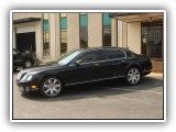 Armored Bulletproof Bentley Continental Flying Spur Speed Sedan 5