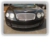 Armored Bulletproof Bentley Continental Flying Spur Speed Sedan 19