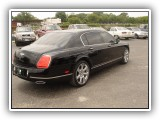 Armored Bulletproof Bentley Continental Flying Spur Speed Sedan 35
