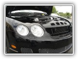 Armored Bulletproof Bentley Continental Flying Spur Speed Sedan 55