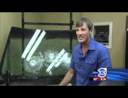 Built Texas Tough: Texas Armoring Makes Cars Impenetrable
