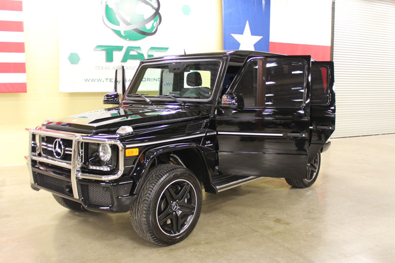 Mercedes benz g63 amg armored cars bulletproof vehicles for Mercedes benz armored