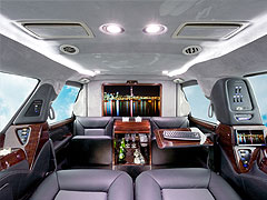 Armored Bulletproof Cadillac Escalade ESV Presidential for Sale! 3