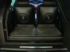 Armored Bulletproof Cadillac Escalade ESV Presidential for Sale! 6