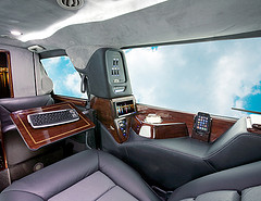 Armored Bulletproof Cadillac Escalade ESV Presidential for Sale! 4